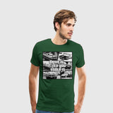 Men's Premium T-Shirt Drive It