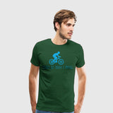 Men's Premium T-Shirt Biking-This is How I Roll