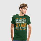 Men's Premium T-Shirt Texans