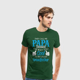 Men's Premium T-Shirt They call me papa
