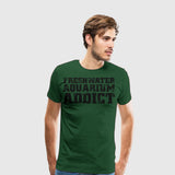 Men's Premium T-Shirt Freshwater Aquarium Addict