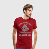 Men's Premium T-Shirt Dog 1