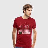Men's Premium T-Shirt Dancing-I Heart Dubstep