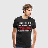 Men's Premium T-Shirt Fishing Unless Ipa