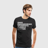 Men's Premium T-Shirt Ohio Cuddle Better
