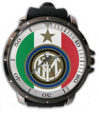 Hot New Design INTER Art 3 Custom Sport Wristwatch Sport Big Face Rubber Band