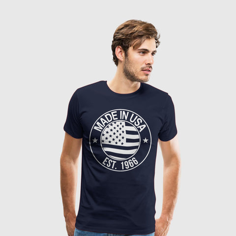 Men's Premium T-Shirt Made in USA