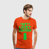 Men's Premium T-Shirt My Lucky Charm