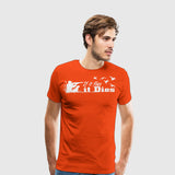 Men's Premium T-Shirt If It Flies It Dies
