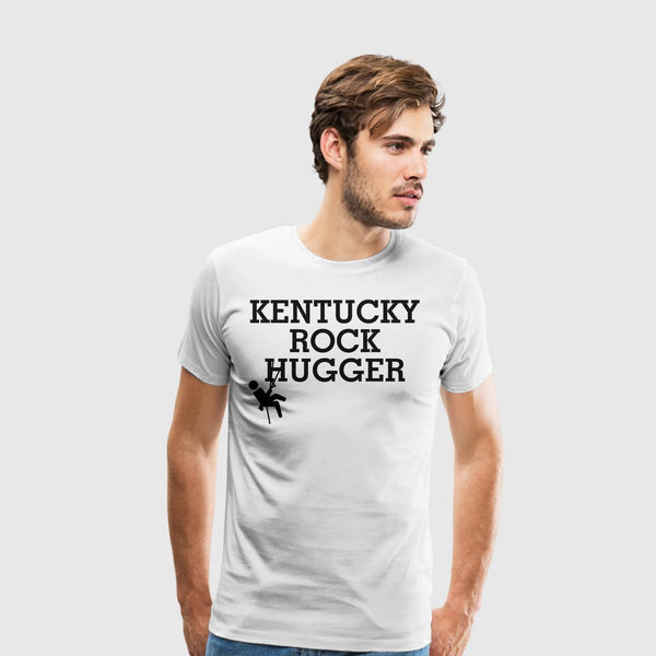 Men's Premium T-Shirt Kentucjy Rock Hugger
