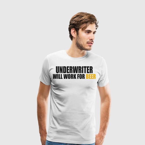 Men's Premium T-Shirt Underwriter
