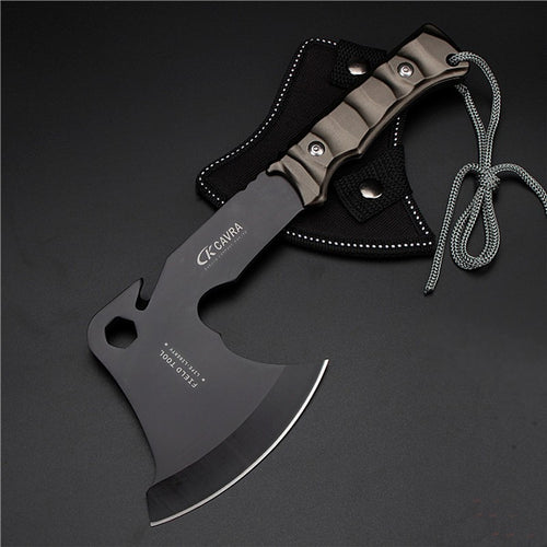Multifunctional Survival Outdoor Camping Axe Hunting Hatchet Tomahawk Fire Axes Portable Hand Tools axe