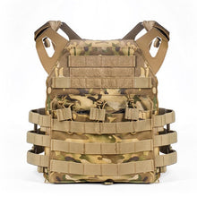 Military Tactical Plate Carrier Ammo Chest Rig JPC Vest Gear Body Armor