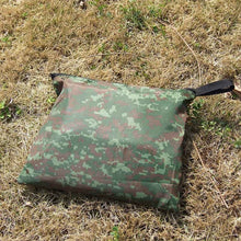 Tents Camouflage Outdoor Waterproof Awning Camping Mat Mattress Multifunction Camouflage Material
