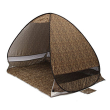 Quick Automatic Opening beach tent sun shelter UV-protective tent shade lightweight pop up open for outdoor camping fishing