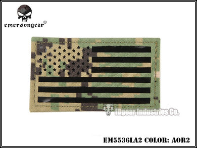 EMERSON Signal skills Patch USA Name  Military Combat gear Left side