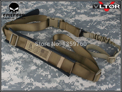 EMERSON TROY BATTLE SLINGS gun sling Coyote brown gun Belts Accessories