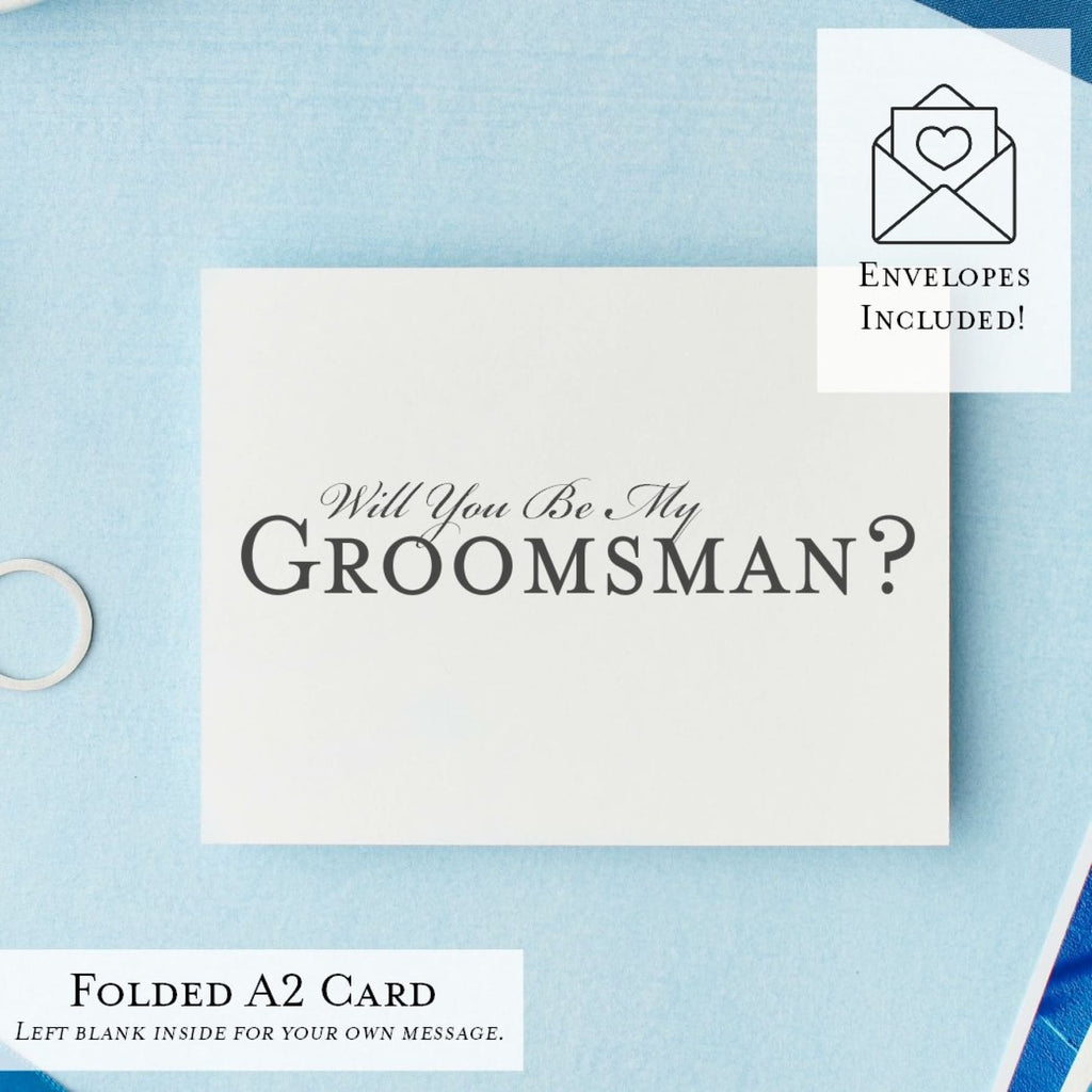 Will You Be My...? Cards, Wedding Party Proposal Cards, Style E - All That Glitters Invitations