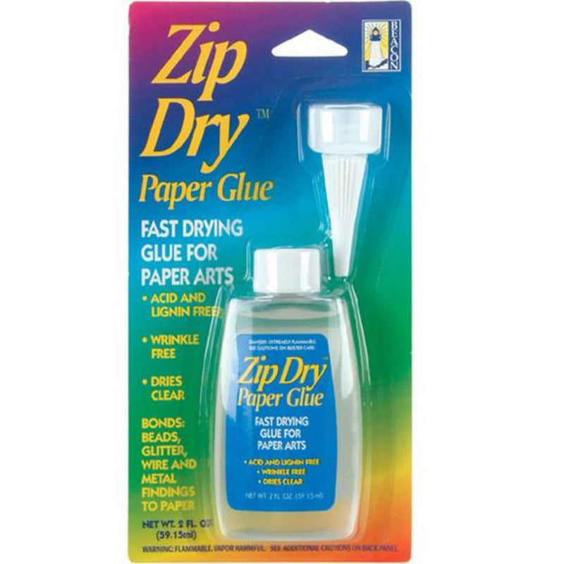 Zip Dry Glue - All That Glitters Invitations