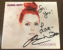 15000 Days - Signed *Personalized* CD AND Personalized *KISSPRINTED* Photo!
