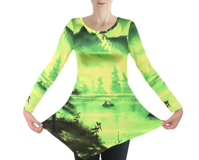 Long Sleeve Tunic (Aura)