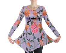 Long Sleeve Tunic (Floral)