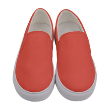 Women's Canvas Slip Ons (Bohemian Solids)