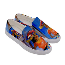 Women's Canvas Slip Ons (Femininity)