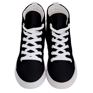 Men's Hi-Top Skate Sneakers (Solids)