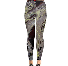 Leggings (Expressive Abstract)
