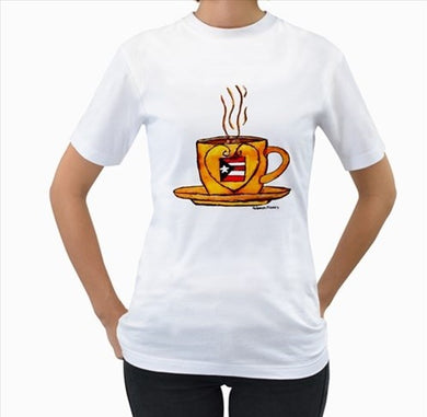 Puerto Rican Coffee Lovers T-Shirts