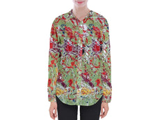 Women's Shirts (Expressive Abstract)