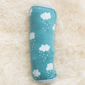 Cloud Blue Blanket