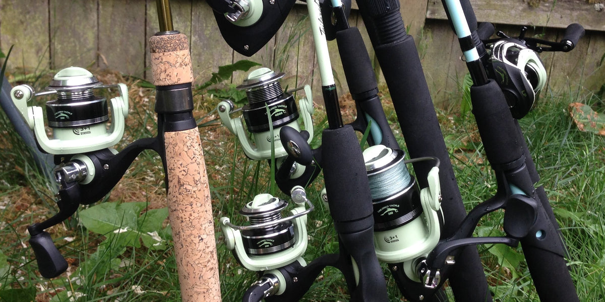 What Fishing Rod & Reel Should I Start With?