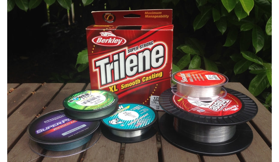 What Fishing Line Should I Use? The Beginners Guide to Fishing Line