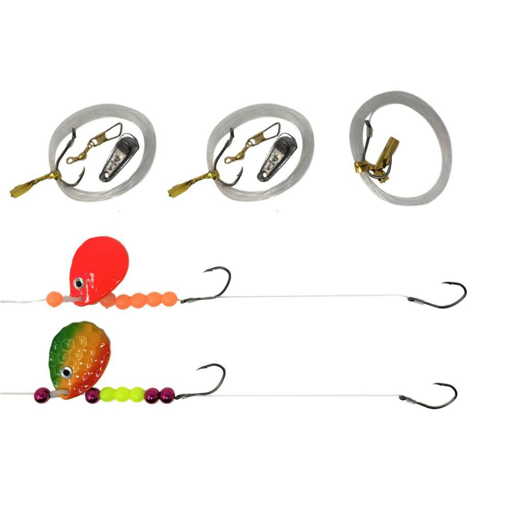Walleye Spinner Harness Rigs Tailored Tackle