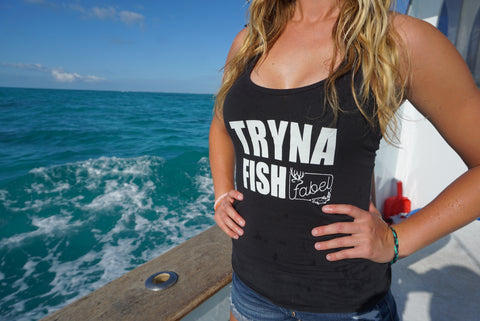 "The story behind the ""Tryna Fish"" Shirts"