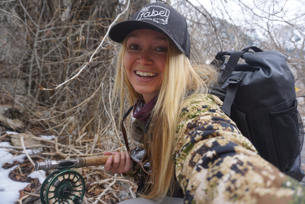 NEW VLOG! Fly Fishing for Brown Trout in a New Creek! SO FUN!