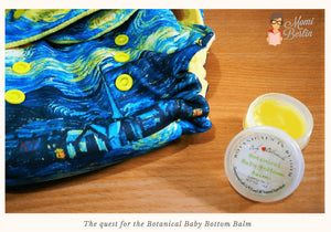 MOMI NEEDS HELP/ The quest for the Botanical Baby Bottom Balm by Momi Berlin