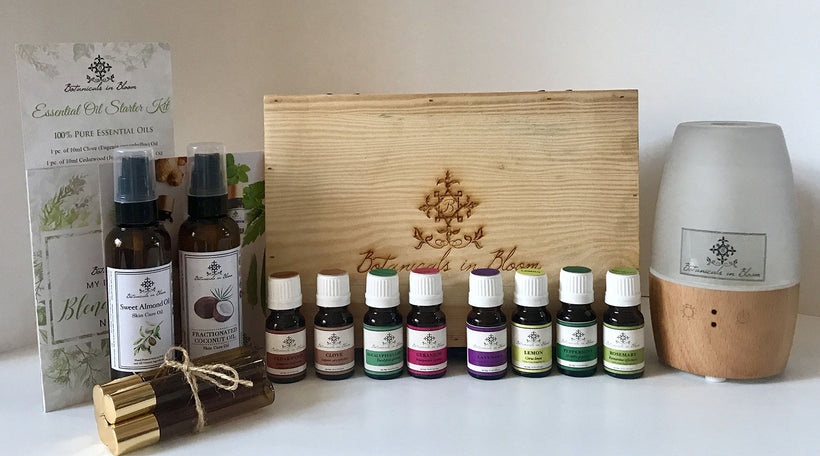 Botanicals Essential Oil Kits