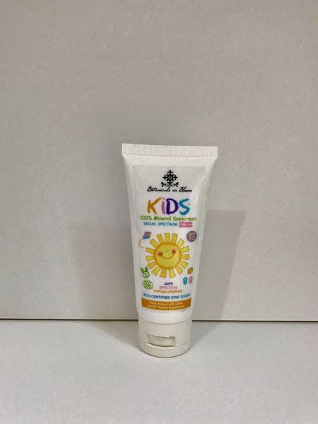 Botanicals in Bloom's Kids Mineral Sunscreen