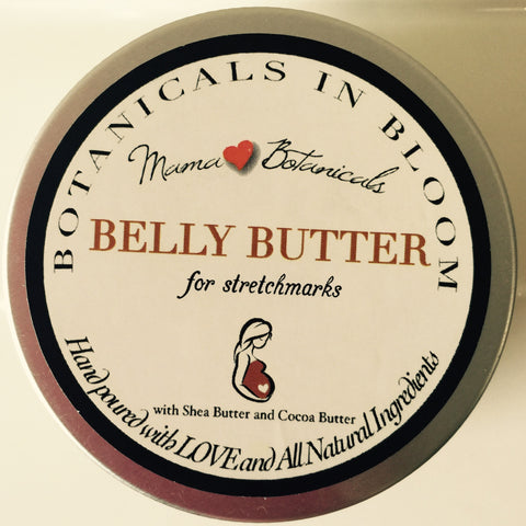 Botanical Belly Butter for Strecthmarks