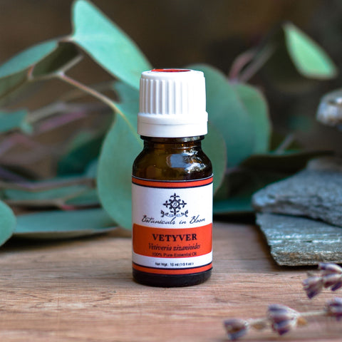 Vetyver Essential Oil