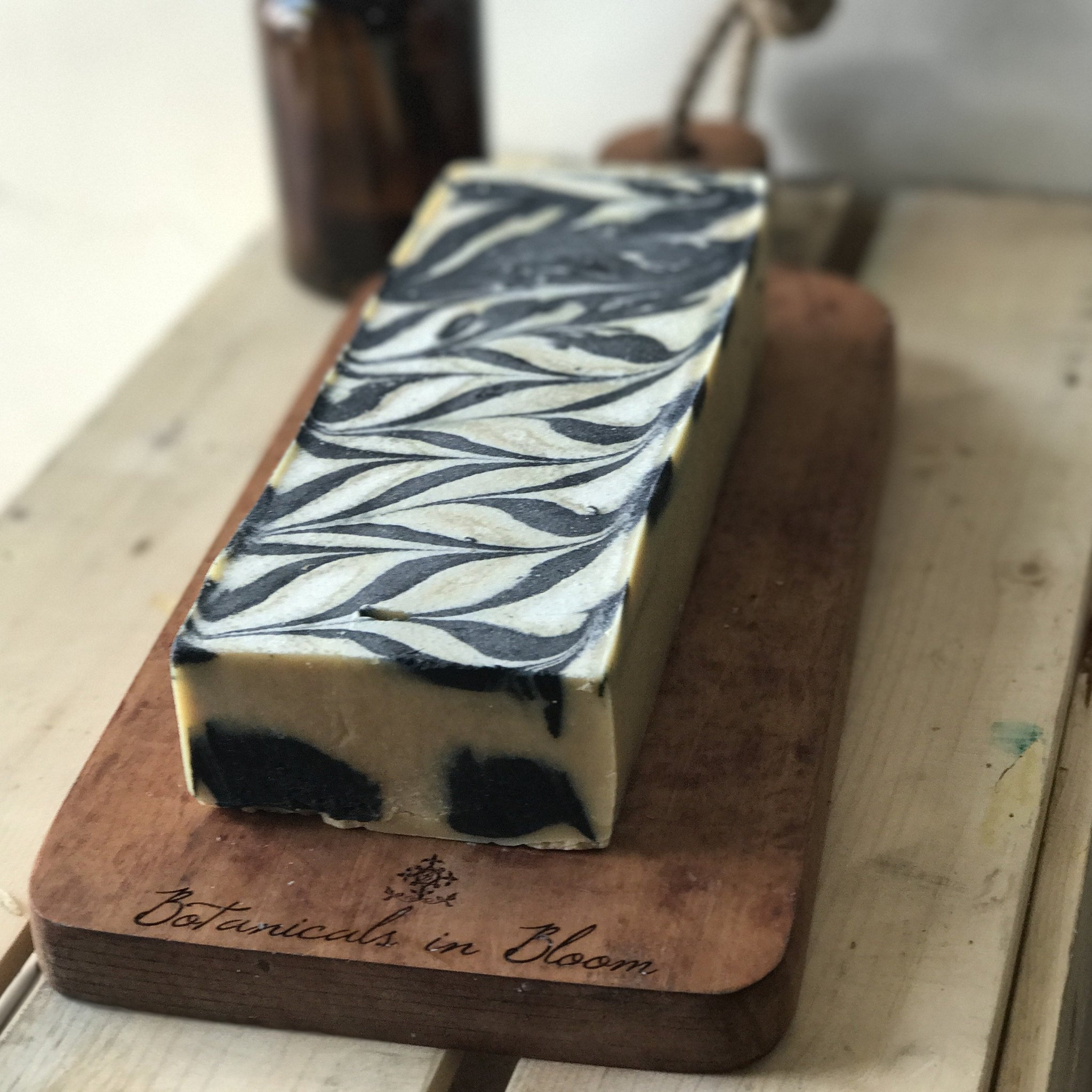Goat's Milk with Activated Bamboo Charcoal Soap