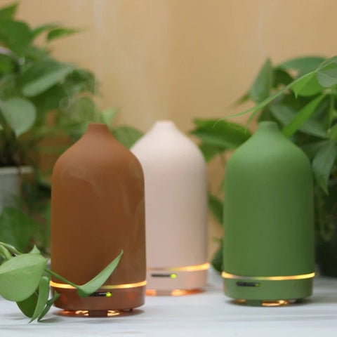 Luad Earthenware Diffusers