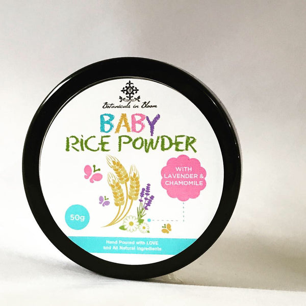 Baby Rice Powder