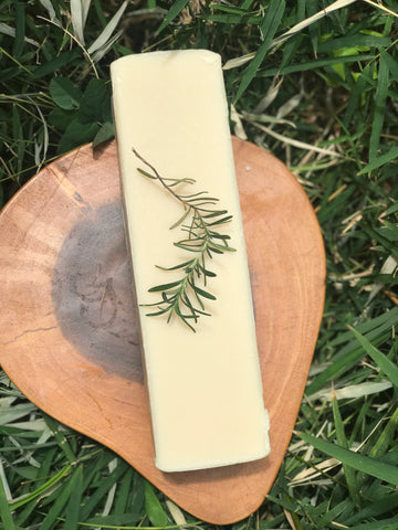 Rosemary & Lavender Coconut Milk Shampoo Bar
