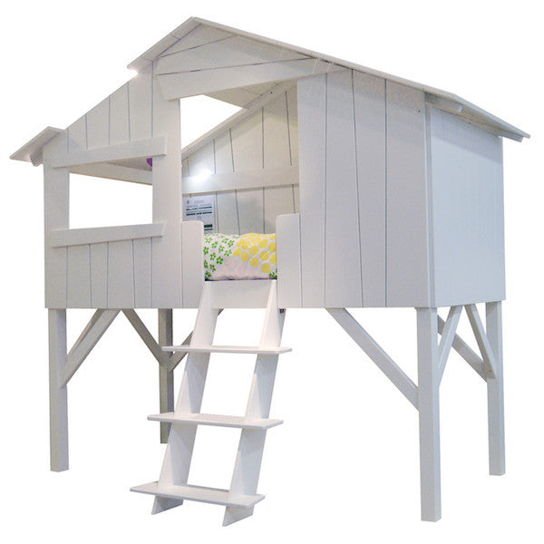 Tree House Kids Twin Loft Bed