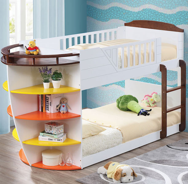 Neptune Twin Over Twin Cruise Bunk Bed