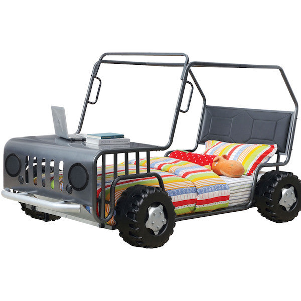 Trekker Jeep Twin Size Bed